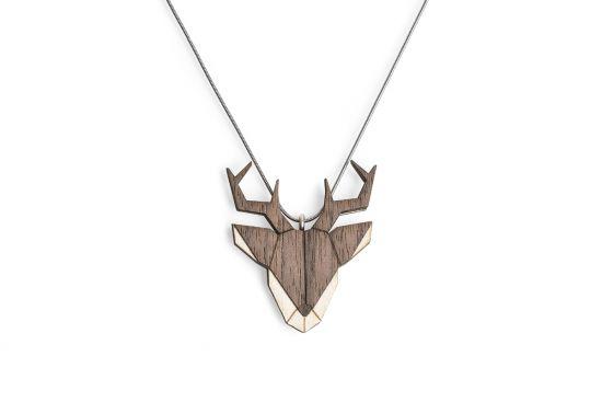 Deer Pendant