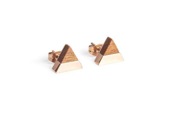 Rea Earrings Triangle