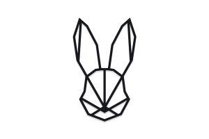 Hare Siluette