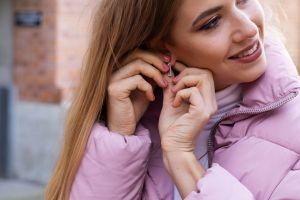 Lumen Earrings Rectangle