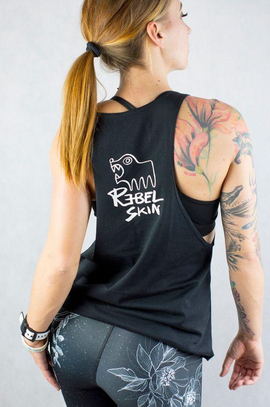 RebelSkin Top Black