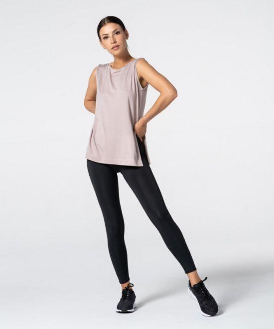 Carpatree Slit Shortsleeve T- shirt Pink