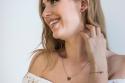 Heart Earrings & Necklace