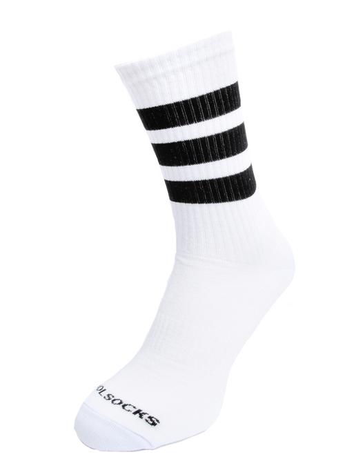 Coolsocks Ponožky Skate Black
