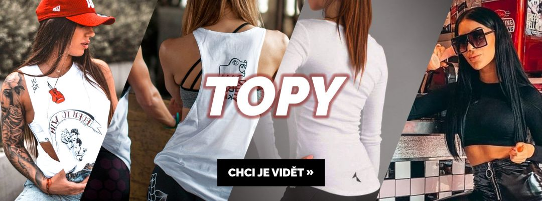 Trendly.cz - Collage - topy