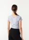Carpatree Side T-shirt Grey