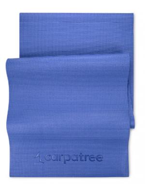 Carpatree Fitness Mat Blue