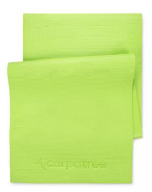 Carpatree Fitness Mat Green
